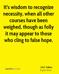 Quotes About Wisdom Enchanting JRR Tolkien Quotes QuoteHD