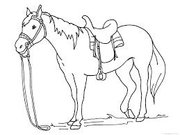 Horse Coloring Pages Pdf Bltidm