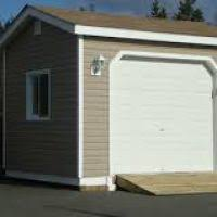 garage door for shedShed Overhead Garage Door  hungrylikekevincom
