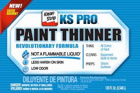 ks pro paint thinner png
