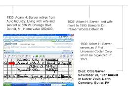 Adam H. Sarver Who was Adam H. Sarver ?. Adam Hass Sarver, a business  executive, was associated with General Motors Corporation of Detroit,  Michigan, - ppt download