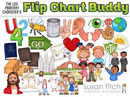 Primary Flip Charts Susan Fitch Flip Chart Buddy Singing Time Ideas Lds