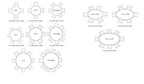banquet table sizes round table sizes pin standard round table size 8 banquet table sizes round