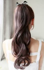 Self Hair Style best 20 cool ponytails ideas simple ponytail 2226 by wearticles.com