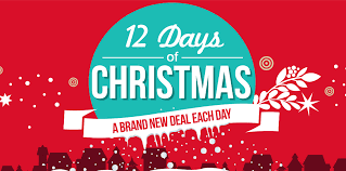 Image result for 12 days of christmas