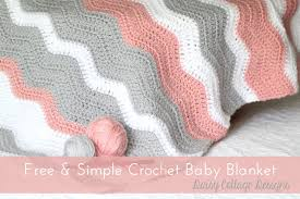 Crochet Ripple Pattern Amazing Ripple Blanket Crochet Pattern Daisy Cottage Designs