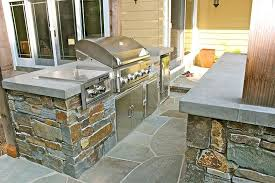 concrete countertops kitchen outdoor kitchen concrete countertops diy