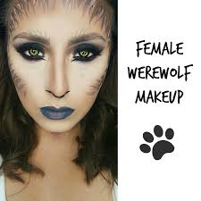 werewolf makeup photo 1