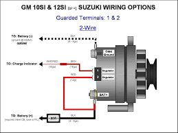 how to wire gm alternator diagram images alternator wiring diagram further 2wire gm alternator wiring diagram