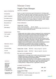 Operations Manager Resume Template Best of Operations Manager Resume Template Operations Manager Free Logistics