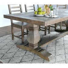 fine decoration reclaimed wood dining table by home desert grey reclaimed wood dining table