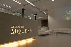 office design company. Alexander McQueen Office Design Company