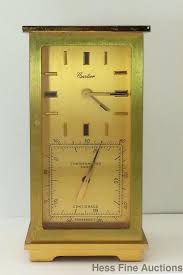rare signed numbered 2 sided clock thermometer hygrometer outdoor