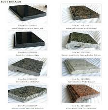 bullnose edge countertop laminate edging options half edge edge granite countertop half bullnose edge bullnose edge