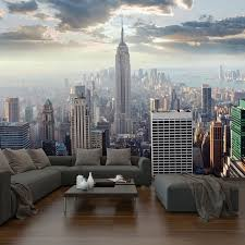 Small Picture 13 best New York Wallpaper Murals images on Pinterest Wallpaper