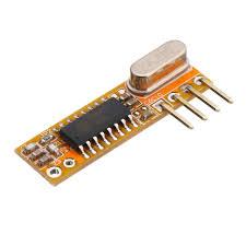 <b>5pcs RXB12 315Mhz Superheterodyne</b> Receiver Board Wireless ...