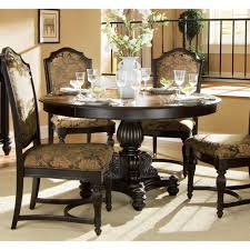 casual dining room ideas round table. Exceptional Dining Set Decor Ideas At Rooms With Round Tables Casual Room Table