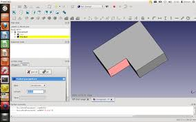 Freecad Part Design Workbench