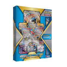 Pokemon Cards Mega Metagross Ex Premium Collection- Buy Online in Serbia at  serbia.desertcart.com. ProductId : 9487710.