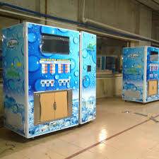 Commercial Ice Vending Machine Awesome Commercial Ice Vending MachineChina Automatic Ice Vendor Supplier