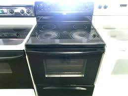 how to clean whirlpool glass top stove best convection oven for cleaner flat g glass top stove