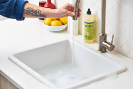 How To Clean Your Kitchen Sink Disposal Apartment Therapy