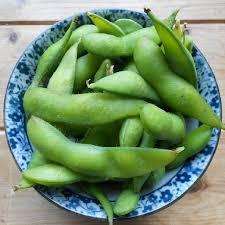 usda organic bean seeds organic edamame midori giant quick view