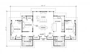 4 Bedroom Single Story House Plans  NrtradiantcomSingle Level House Plans