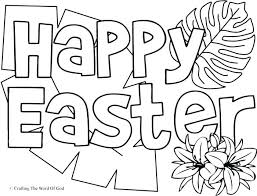 Free Easter Coloring Pages For Preschoolers Free Coloring Page Free