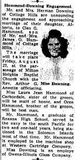 Clipping from Alton Evening Telegraph - Newspapers.com