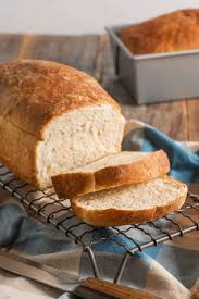 Homemade Fluffy White Bread Red Star Yeast