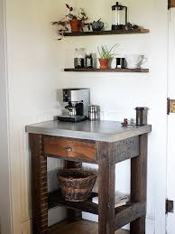 Can't find a coffee cart you love or limited on counter space? Diy Coffee Bar Perk Up Your Home Design Bob Vila
