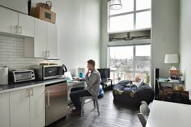 Small Picture Seattles micro housing boom offers an affordable alternative