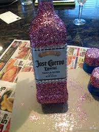 Decorated Alcohol Bottles For Birthday decorated alcohol bottles for birthday Google Search 60 1