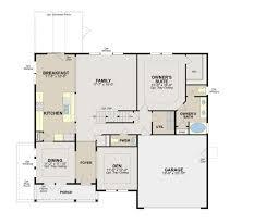 ryland homes floor plans. Modren Ryland First Floor Second Floor  In Ryland Homes Plans E