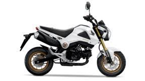 125cc motorbikes range economical versatile honda uk