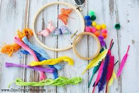 Diy Dream Catchers For Kids How To Make A DreamCatcher For Kids Fun And Colorful Craft Activity 99