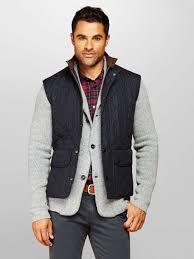 Mens-fall-quilted-vest | Tyler John | Pinterest | Fall quilts and ... & Mens-fall-quilted-vest Adamdwight.com