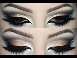 haifa wehbe arabic makeup tutorial blue smokey eye هيفاء وهبي مكياج سموكي you body makeup dramatic eye makeup and arabic makeup