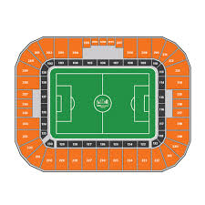 Bbva Compass Stadium Houston Seating Chart 51 Studious Bbva Compass Stadium Seat Map