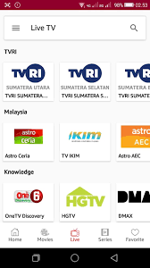 Nah, untuk cara nonton tv online yang satu ini datang dari trans tv. Mb13 Nonton Tv Online 2 6 Apk Download Com Mini Bioskop Apk Free