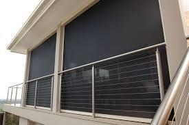 outdoor patio wind blockers beautiful custom patio blindodern custom outdoor sun shades sun