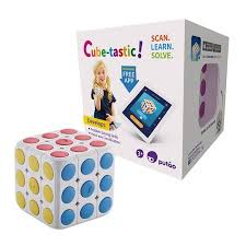 pai technology p0001u cube tastic puzzle cube with app