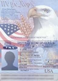 Us Passport Template Psd 50 Us Passport Template Psd Culturatti