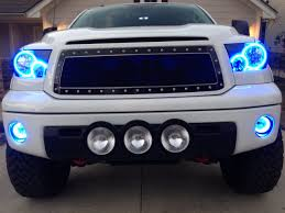 2008 Tundra Grill With Light Bar Ideas For New Grill For 2008 Model Toyota Tundra Forum