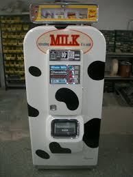 Milk Vending Machine Fallout 4 Custom Restored Vintage Milk Vending Machine I Want One Vintage Good