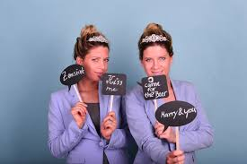 Photo Booth Props Fotobox Marry You