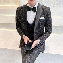 <b>3 piece</b> tuxedo