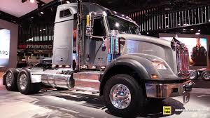 2018 International HX 620 Truck - Walkaround- 2017 NACV Show Atlanta