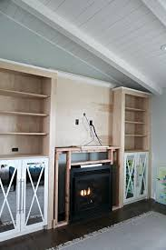 diy built in entertainment center with fireplace diy entertainment center with fireplace build a tv stand